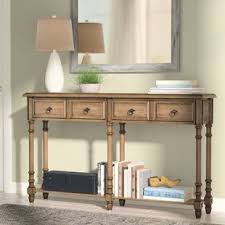 entry way table console sofa and entryway tables joss main