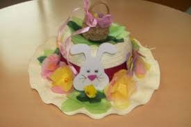 Easter Bonnet Decorating Ideas by Completely Cool Easter Craft Ideas