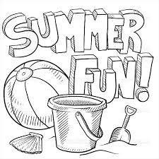 beach coloring pages preschool 9 summer coloring pages free word document download free summer