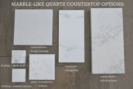 Quartz Kitchen Countertops Cost by Best 10 Countertop Options Ideas On Pinterest Kitchen