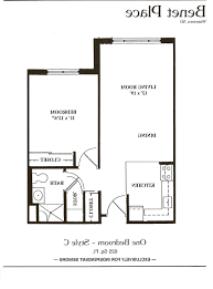 home design one bedroom apartment floor plans bohedesign