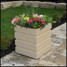 freeport vinyl patio planters square hooks u0026 lattice
