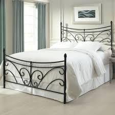 metal bed frames queen metal bed frame queen sears metal bed frame