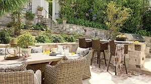 outdoor dining rooms 20 outstanding outdoor dining rooms coastal living