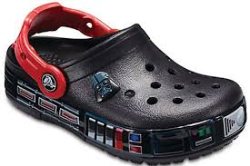star wars crocs light up best and weirdest star wars products to celebrate may the fourth for
