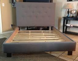 Stylish Bed Frames The Amazing Furniture Flat Wooden Platform Bed Frame Size