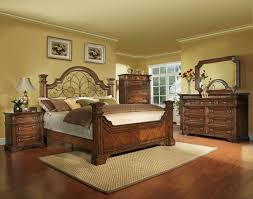 Iron And Wood Headboards Bedroom Bedroom Delightful Design Ideas Using Rectangular Brown