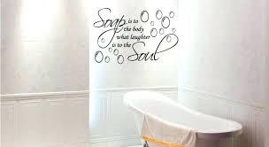 cute bathroom wall decor  akamme
