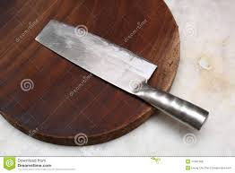 chinese kitchen knife royalty free stock photos image 11947468