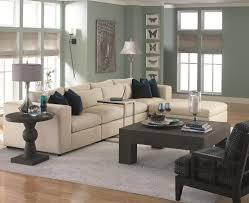 Bernhardt Sectional Sofa Bernhardt Como Contemporary Sectional Sofa With Modern Living Room