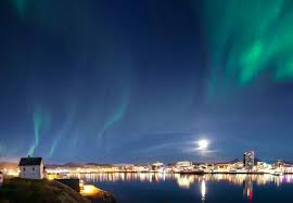 where are the northern lights located norway is the best place to see the northern lights aurora borealis