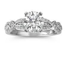 what is milgrain diamond vintage engagement ring with milgrain detail shane co