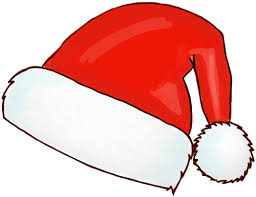 santa hats how to draw santa hats with easy steps how to draw step by step