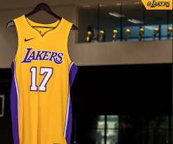 lakers news 2017 nike jerseys unveiled lakers nation