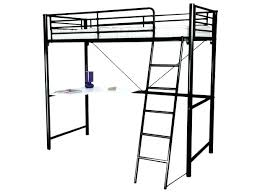 lit mezzanine 1 place avec bureau lit mezzanine noir 1 place lit 1 place noir alinea lit mezzanine