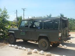 military land rover land rover belize tales of the pan american highway