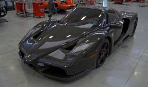 rare ferrari enzo 1 of 1 carbon fiber ferrari enzo for sale