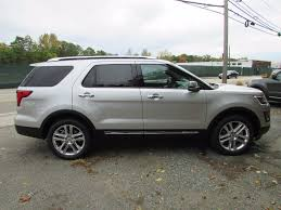 ford explorer 2017 new ford explorer limited 4wd at watertown ford serving