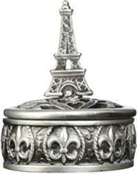 Amazon Com Paris Chic Eiffel by Amazon Com Fashioncraft Tres Chic Eiffel Tower Candle Holders