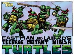 teenage mutant ninja turtles color classics u0027 1