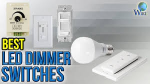 what is the best dimmer for led lights 8 best led dimmer switches 2017 youtube