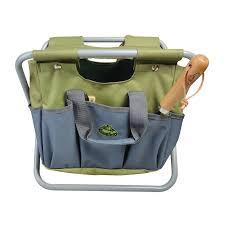 siege de jardinage chaise range outils de jardinage accessoires de jardin easydistri