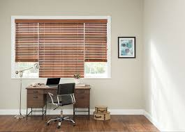 Where To Buy Wood Blinds Office Window Blinds Home Office Shades Budget Blinds