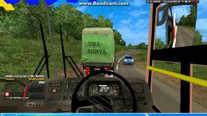 game bus mod indonesia apk euro truck simulator 2 mod bus indonesia sugeng rahayu youtube