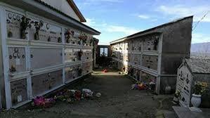 santangelo a cupolo sant angelo a cupolo cimitero saccheggiato a montorsi ladri