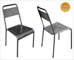 chaise m tal industriel chaise metal industriel design photo de décoration extérieure et