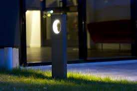 Malibu Bollard Light by Urban Bollard Light Aluminum Acrylic Hpm 12v Dome Garden Bollards