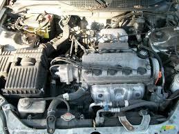 1998 honda civic ex coupe 1 6 liter sohc 16v vtec 4 cylinder