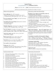 Resume Samples For Truck Drivers by Chauffeur Driver Cv Sample Myperfectcv Bus Driver Resume