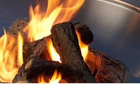 Fake Outdoor Fireplace - outdoor fireplace kits faux logs gel burning fake log fire pits