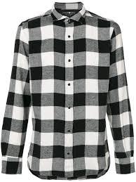 design hemd herren hydrogen kariertes hemd designer hemden gemütlich