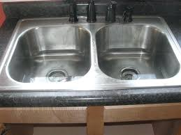 kitchen sink clogged both sides kitchen drain clog clogged in wall sink both sides garbage disposal