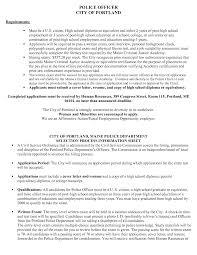 sample secretary resume police academy resume resume for your job application federal police officer sample resume cognos controller cover