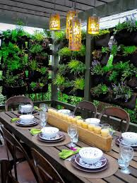 Small Backyard Privacy Ideas Backyard Privacy Ideas Small Porches Jamie Durie And Living Walls