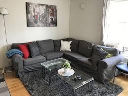 gray sofa sleeper 11 gallery image and wallpaper apartment margit hansens gate oslo norway booking com