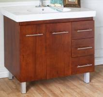 shop narrow depth bathroom vanities and cabinets with free shipping