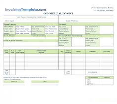 canada invoice template printable form excel hourly pr vawebs