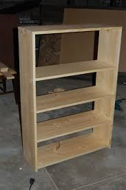 making book shelves 57 wondrous furniture with how to make