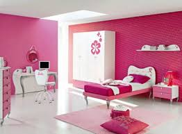 White And Pink Desk by Decoration Ideas Mid Blowing Parquet Flooring Bedroom Interior