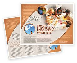 school brochure design templates primary school geography lesson brochure template design and
