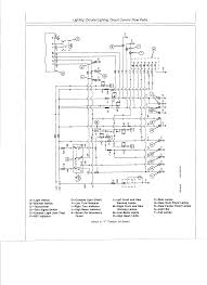 i need the electical schematic for the light system on a 4055