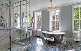 patterned tile bathroom 10 gorgeous ways to do patterned tile in the bathroom porch advice