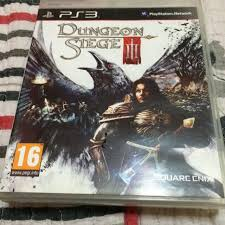 dungeon siege 3 ps3 ps3 dungeon siege 3 toys on carousell