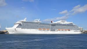 royal princess cruises from ft lauderdale port everglades