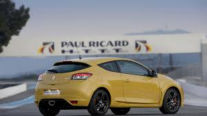 250hp renault megane rs unleashed with video