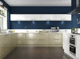 painted kitchen backsplash photos 27 blue kitchen ideas pictures of decor paint cabinet designs